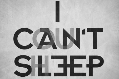 i count sheep i cant sleep