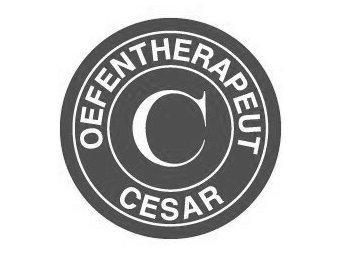 logo oefentherapeut cesar