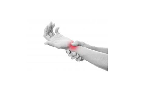 aanduiding pijn in linker pols