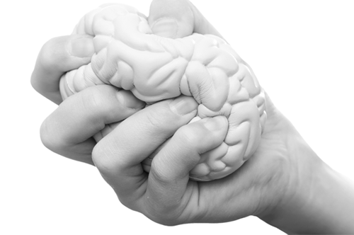hersenen bij lichamelijk psychische gedragsmatige symptomen